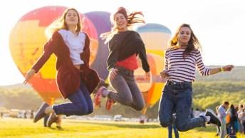 Mensagem De Amizade Forte - A Vida É Só Alegra Quando Temos Amigos!