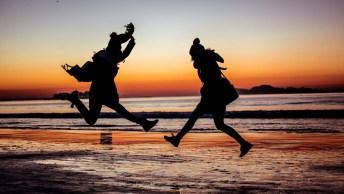 Mensagem De Amizade Inesperada - Um Tipo De Amizade Que Nos Enche De Alegrias!