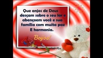 Mensagem De Amizade Para Amigo Ou Amiga Especial! Deus Te Proteja!
