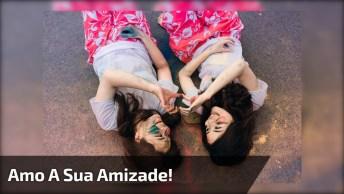 Mensagem De Amizade Para Amigos E Amigas Que Amamos! Obrigada Por Sua Amizade!