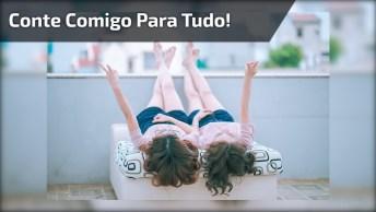Mensagem De Amizade Para Facebook, Diga Como É A Suas Amizades!