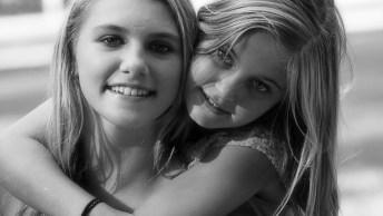 Mensagem De Amizade Para Irmã - Somos O Retrato De Uma Linda Amizade!