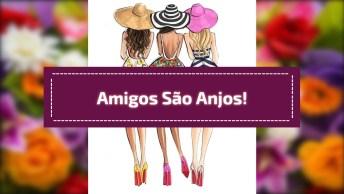 Mensagem De Amizade Para O Dia Do Amigo, Envie Pelo Whatsapp!