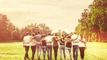 Mensagem Dia Do Amigo Com Imagens, Amizades São Importantes Para Vida!