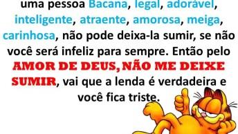 Mensagem Divertida Para Amigos E Amigas Do Facebook, Compartilhe!