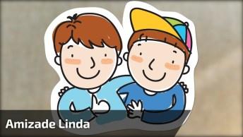 Mensagem Linda De Amizade! Perfeita Para Enviar A Todos Nossos Amigos!