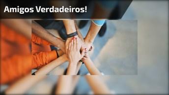 Mensagem Para Amigos Verdadeiros, Compartilhe No Facebook E Marque Os Melhores!