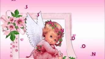 Mensagem Para Facebook, Passando Para Enviar Um Anjo, Compartilhe!