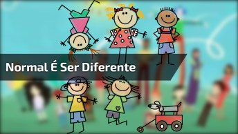 Normal É Ser Diferente, De Jair Oliveira, Compartilhe Em Seu Facebook!
