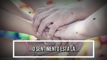 Os Amigos Quando São Verdadeiros. . . Uma Mensagem De Amizade Para Facebook!