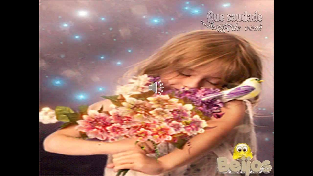 Vídeo Com Mensagem De Carinho Para Amigo Ou Amiga Do