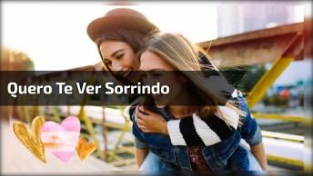 Vídeo Com Mensagem E Música Linda De Amizade, Vale A Pena Compartilhar!