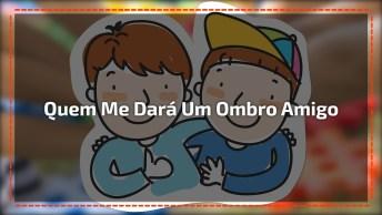 Vídeo Com Mensagem Gospel De Amizade, Com Música 'Amigos Pela Fé'!