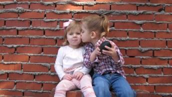 Vídeo Com Mensagem Para Melhor Amiga! Amizade Igual A Sua Não Existe!