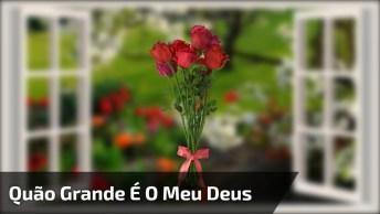 Vídeo Gospel Para Compartilhar Com Amigo E Amiga Do Facebook!