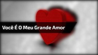 Apenas Um Lembrete: Te Amo! Você O Grande Amor Da Minha Vida!