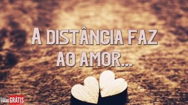 Declaração De Amor Distante, Demonstre Carinho Mesmo A Distância!
