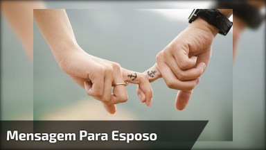 Eu Quero Ser Apaixonada Eternamente Por Você, Esposo!