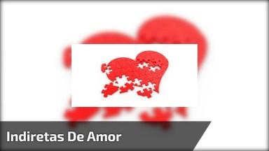 Indiretas De Amor Para Facebook, Amor É Falta De Qi De Caio Fernando Abreu!