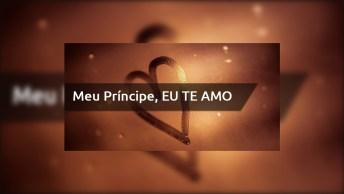 Mensagem Com Apelido Príncipe - Dia Dos Namorados!