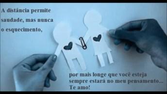 Mensagem De Amor A Distância, Envie Para O Whatsapp Da Pessoa Amada Agora Mesmo!