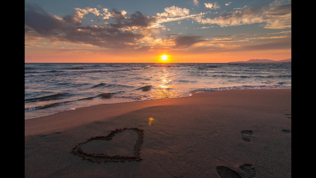Mensagem de amor bonita