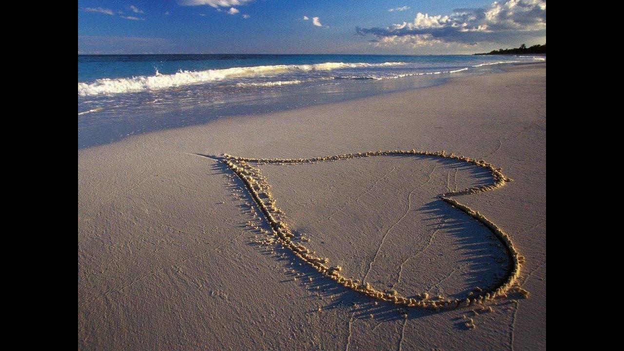 Mensagem de amor com declaração