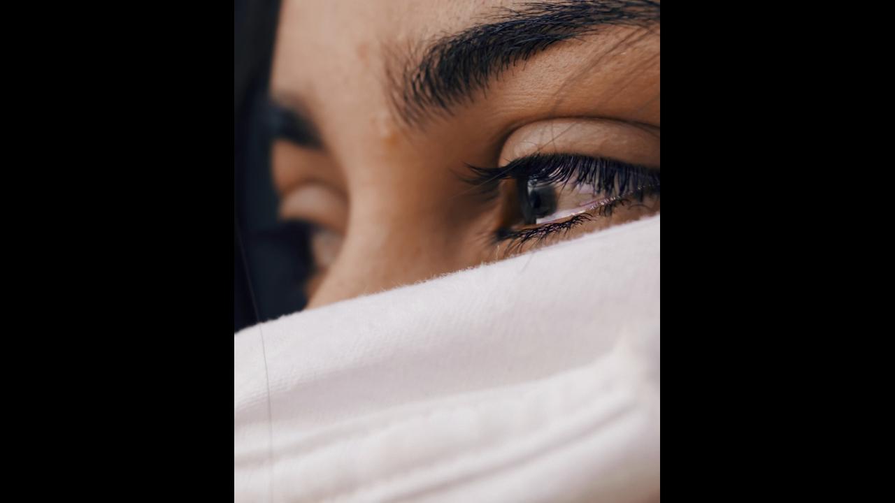 Mensagem de amor ferido - Uma ferida que se abre por amor