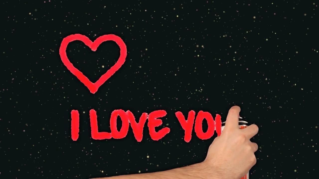 Mensagem de amor inesperado