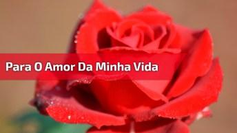 Mensagem De Amor Linda Para Enviar Para Esposa Ou Esposo, Espalhe Amor!
