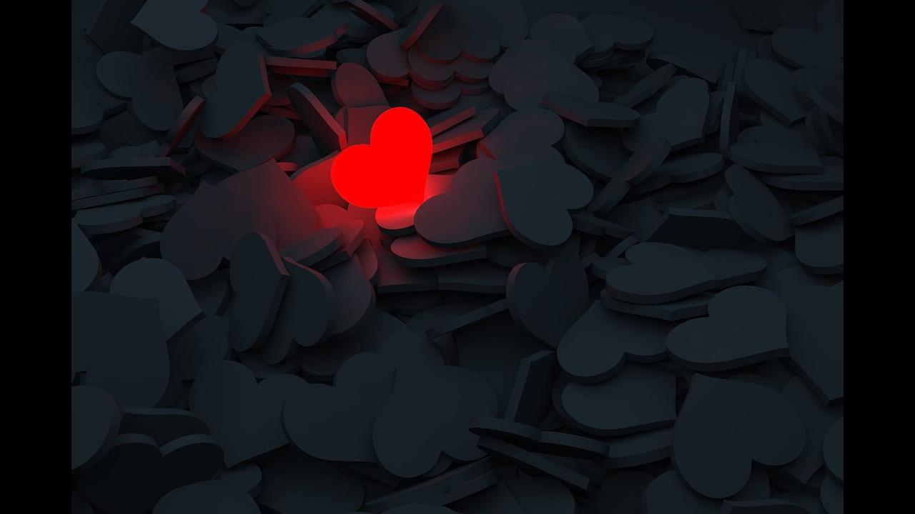 Mensagem de amor para Facebook