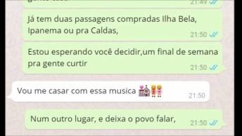 Mensagem De Amor Para Namorada Baixinha, Com Música De Maycon E Vinicius!