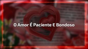 Mensagem De Amor Para Namorado( A )! O Amor Tem Que Ser Expressado Todos Os Dias!