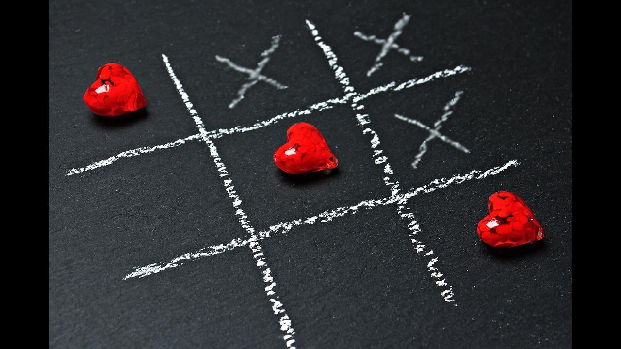 Mensagem de amor para toda eternidade