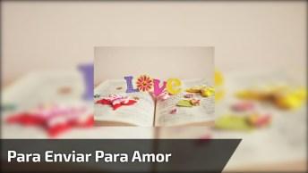 Mensagem De Amor Para Whatsapp, Envie Para Seu Grande Amor!