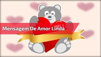 Viver É Amar Você - Mensagem Linda De Amor Para Namorado Ou Namorada!