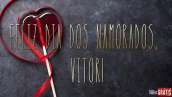 Mensagem De Amor Para Vitor - Vitor, O Meu Eterno Amor!