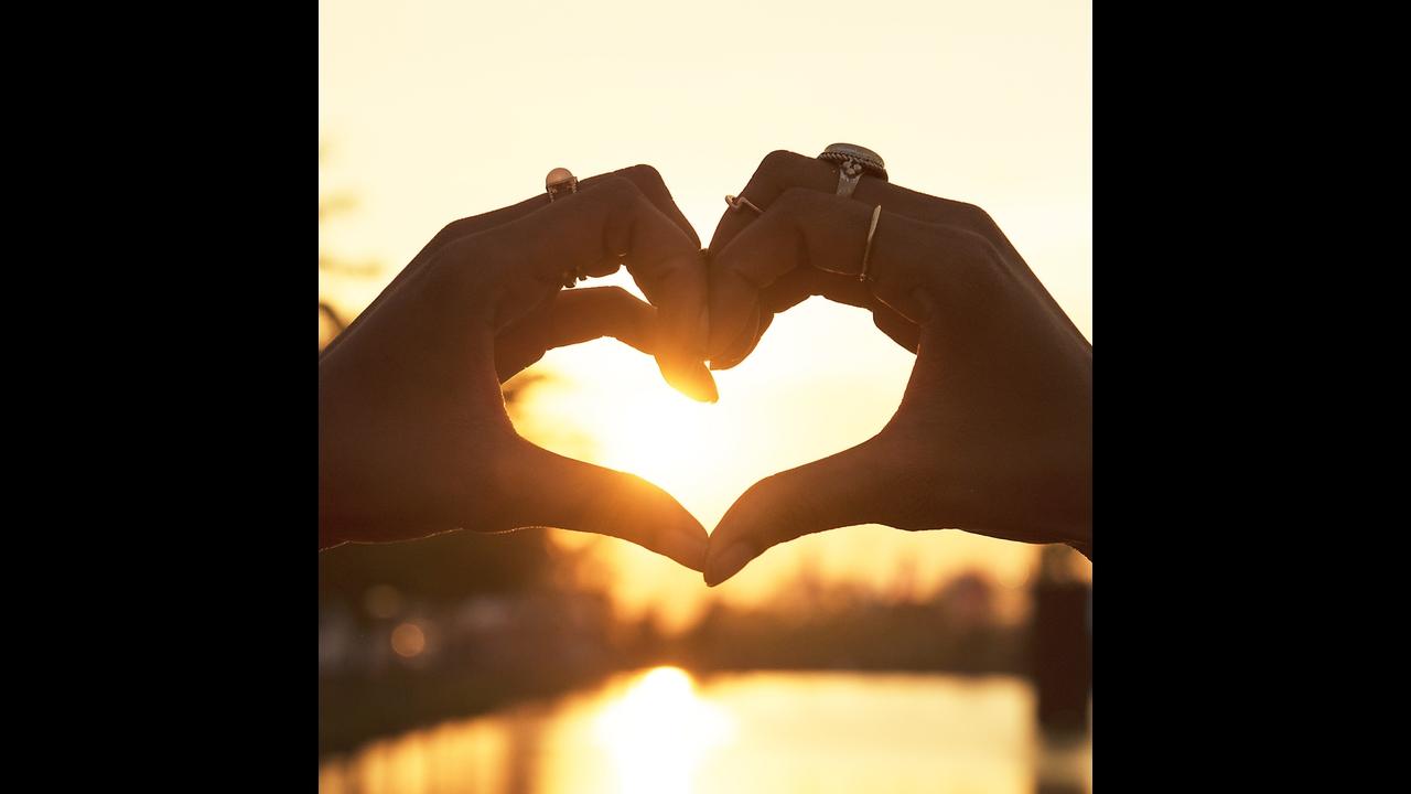 Meu amor, desejo a você toda felicidade do mundo