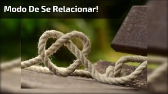 O Sustento Do Amor Está No Modo De Se Relacionar!