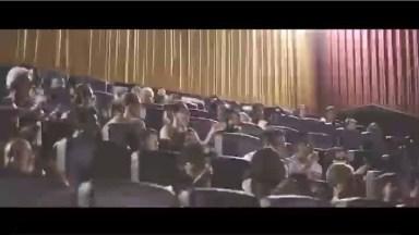 Declaração De Amor E Pedido De Casamento No Cinema!