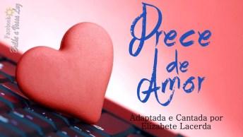 Prece De Amor, Inspirada Na Prece De Amor De Emmanuel, Lindo!