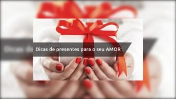 Presentes Feitos Por Você Para O Namorado - Surpreenda Quem Você Ama!