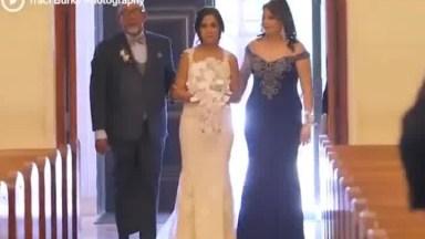 Reações De Noivos Ao Ver Sua Amada Vestida De Noiva, Muito Emocionante!