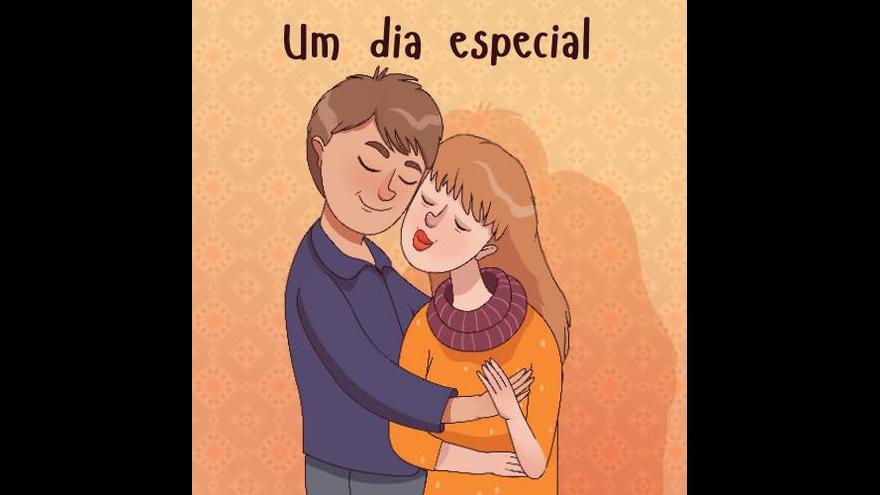 Todos os dias são especiais quando se ama!