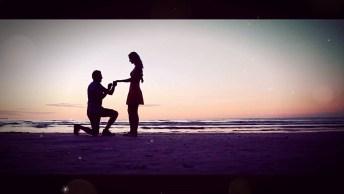 Nunca Senti Algo Igual, Quer Se Casar Comigo?