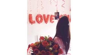 Vídeo Com Surpresa Linda Que Namorado Fez Para Namorada, Confira!
