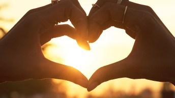 Meu Amor, Desejo A Você Toda Felicidade Do Mundo!