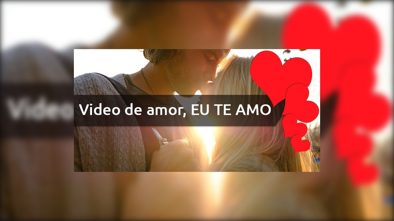 Video de amor para whatsapp