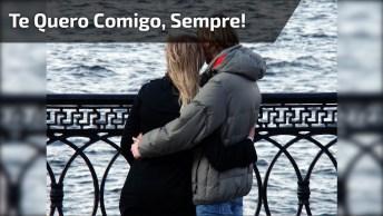 Vídeo Romântico Com Linda Mensagem Para Enviar Ao Amor De Sua Vida!