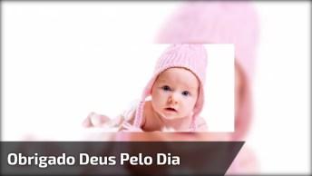 Boa Noite A Todos Meus Amigos! Uma Mensagem Linda Com Imagens De Bebês!